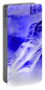 In The Peace Of Books Portable Battery Charger