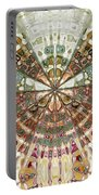 Incan Abstraction Portable Battery Charger by Amanda Moore