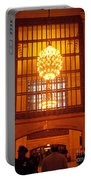 Incredible Art Nouveau Antique Grand Central Station - New York Portable Battery Charger