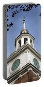Independence Hall Bell Tower Portable Battery Charger