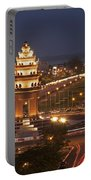 Independence Monument, Cambodia Portable Battery Charger
