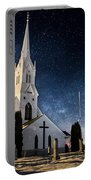 Indherred Church Portable Battery Charger