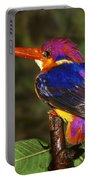India Three Toed Kingfisher Portable Battery Charger