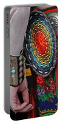 Indian Art Portable Battery Charger