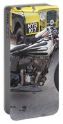 Indian Bike Portable Battery Charger