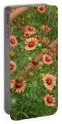 Indian Blanket Portable Battery Charger