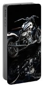 Indian Chief Blackhawk Bobber Portable Battery Charger