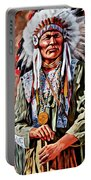 Indian Chief Portable Battery Charger