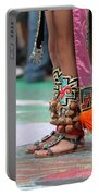 Indian Feet Portable Battery Charger
