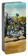 Indian Four 1933 Portable Battery Charger