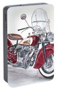 Indian Motorcycle Portable Battery Charger