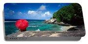 Indian Ocean Moyenne Island Seychelles Portable Battery Charger