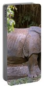 Indian Rhinoceros Portable Battery Charger
