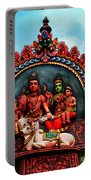Indian Temple Portable Battery Charger