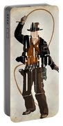 Indiana Jones Vol 2 - Harrison Ford Portable Battery Charger