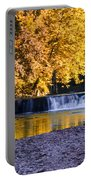 Indianhead Dam - Perkiomen Creek Portable Battery Charger