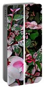 Indigo Plant In Stereo Portable Battery Charger
