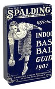 Indoor Base Ball Guide 1907 Portable Battery Charger