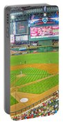 Indoors At Chase Field Portable Battery Charger