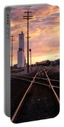 Industrial Rail Yard Portable Battery Charger