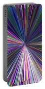Infinity Abstract Portable Battery Charger