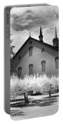 Infrared Barn Portable Battery Charger