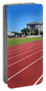Ingram Field At Usna Portable Battery Charger