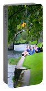 Inistioge Friends Portable Battery Charger