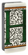 Initial 'h', C1600 Portable Battery Charger