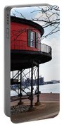 Inner Harbor Lighthouse - Baltimore Portable Battery Charger