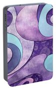Inner Wisdom - Sagesse Interieure Portable Battery Charger