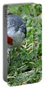 Inquisitive Redhead Portable Battery Charger