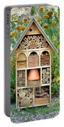 Insect Hotel Portable Battery Charger