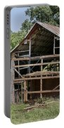 Inside A Barn Portable Battery Charger