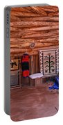 Inside A Navajo Home Portable Battery Charger