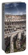 Inside Colosseum Portable Battery Charger
