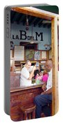 Inside La Bodeguita Del Medio Portable Battery Charger