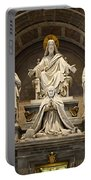 Inside St Peters Basiclica - Vatican Rome Portable Battery Charger