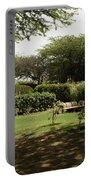 Inside The Garden Of 5 Senses In Delhi Portable Battery Charger