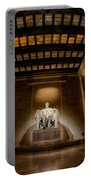 Inside The Lincoln Memorial Portable Battery Charger