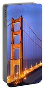 The Golden Gate Bridge Portable Battery Charger