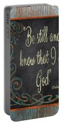 Inspirational Chalkboard-b2 Portable Battery Charger