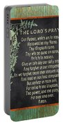 Inspirational Chalkboard-f2 Portable Battery Charger