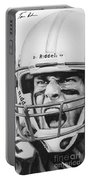 Intensity Tom Brady Portable Battery Charger