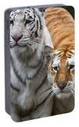 Intent Tigers Portable Battery Charger