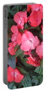 Interior Decorations Butterfly Garden Flowers Romantic At Las Vegas Portable Battery Charger