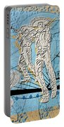 Interstate 10- Exit 254- Prince Rd Overpass- Rectangle Remix Portable Battery Charger