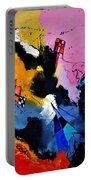 Interstellar Graffiti Portable Battery Charger