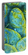 Intestinal Microvilli Sem Portable Battery Charger by Spl