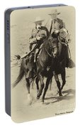 Into The Fray - Confederate Generals Portable Battery Charger